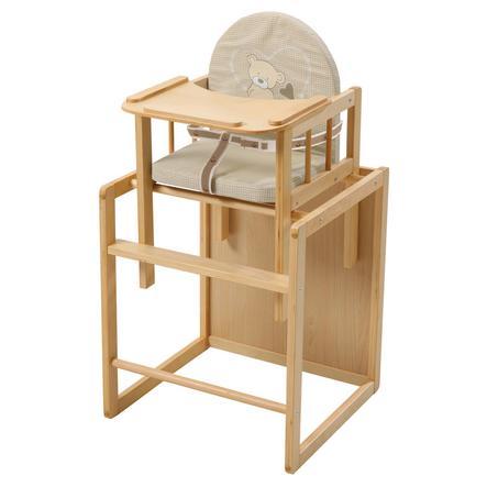 ROBA Jídelní židlička se stolkem - Liebhabär