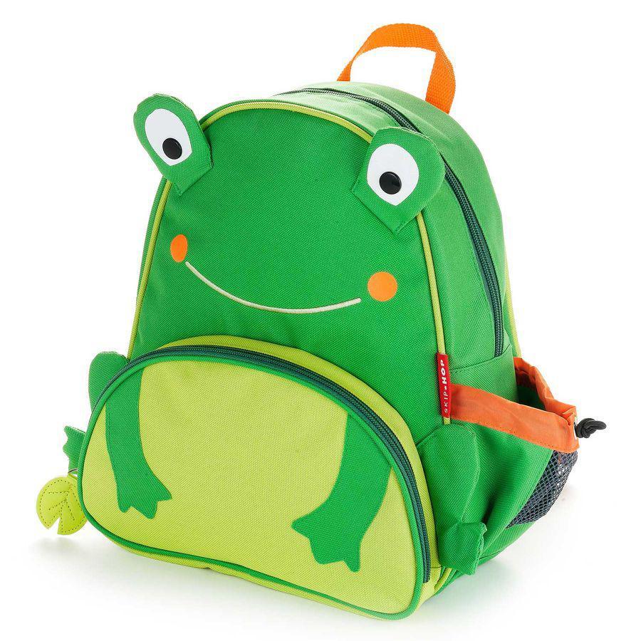 SKIP HOP Kinderrucksack Zoo Pack Frog