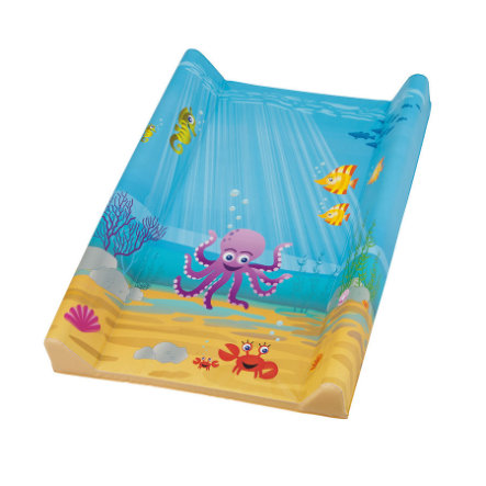 ROTHO Change Mat, 2 wedge 72 x 50 cm, Ocean