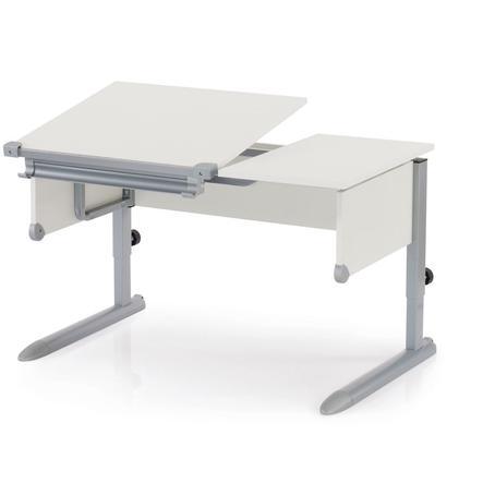 KETTLER Schreibtisch KIDS COMFORT II, Silber/Weiß
