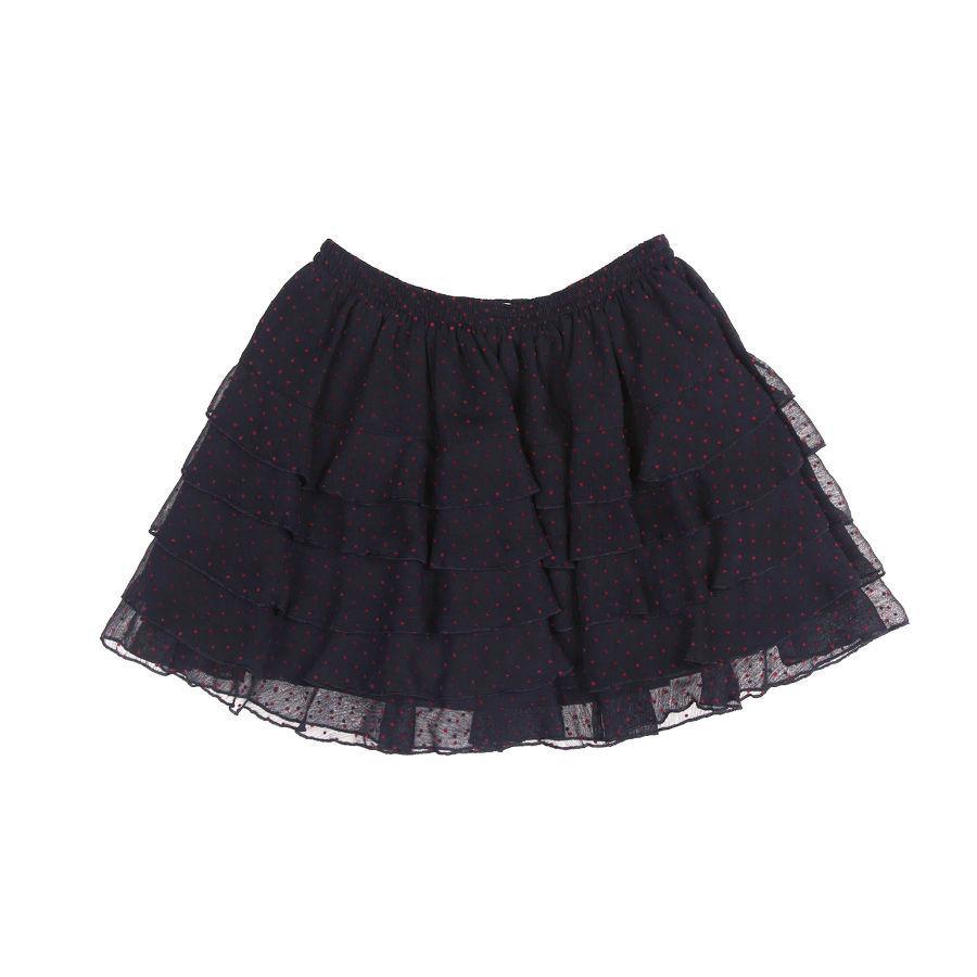 KÖNIGSMÜHLE Girls Mini Rok navy blazer
