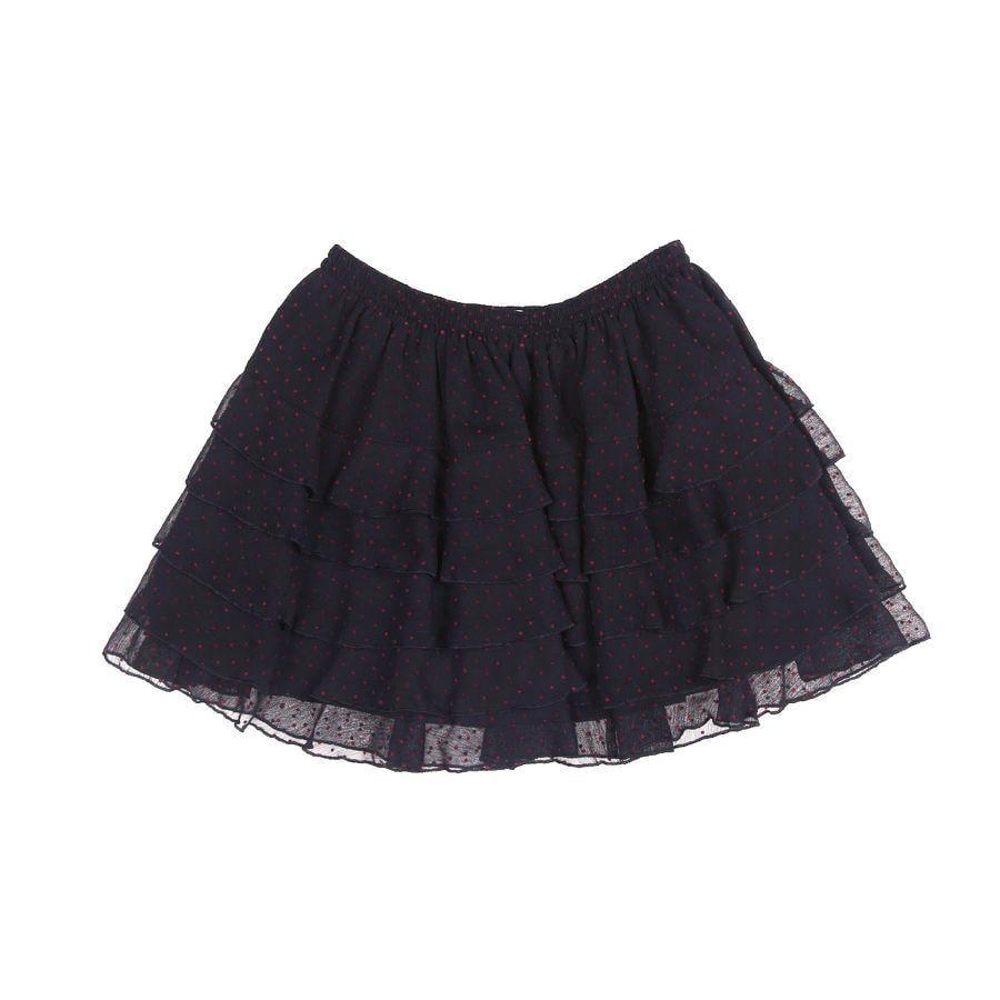 KÖNIGSMÜHLE Girls Mini Spódnica navy blazer