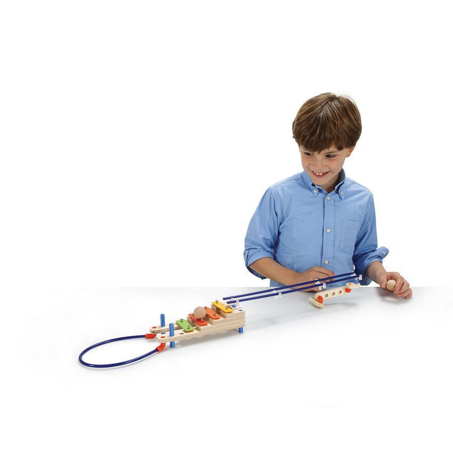 SEVI Kit System - Tonleiter - Kugelbahn