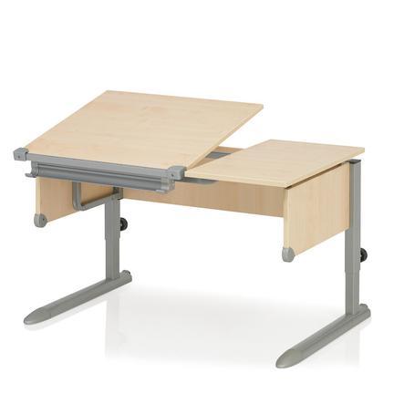KETTLER Schreibtisch KIDS COMFORT II, Silber/Ahorn