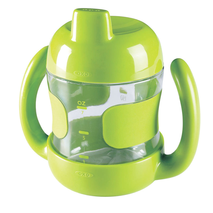 OXO Tazza Bevimpara con Manici 200ml Verde