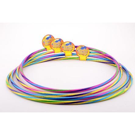 JOHNTOY Summer Fun - Hula-Hoop-Reifen mit Laserdruck
