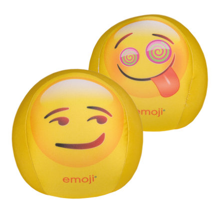 HAPPY PEOPLE emoji® Měkký míč, 19 cm