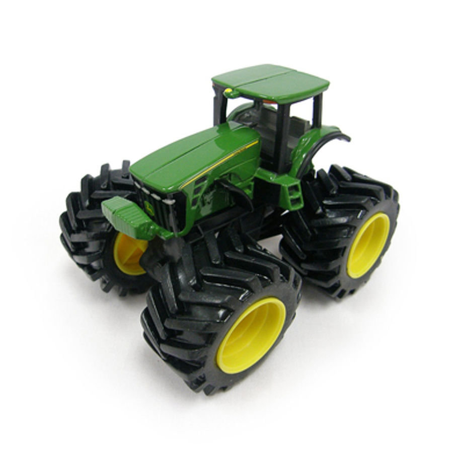 TOMY Traktor John Deere - Monster Treads