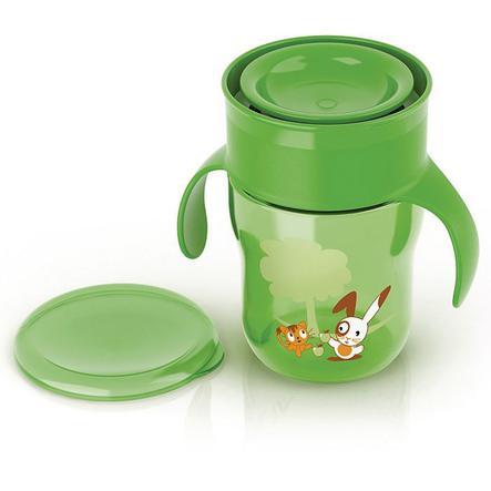 Philips Avent Trinkbecher Allaround Cup grün 260 ml
