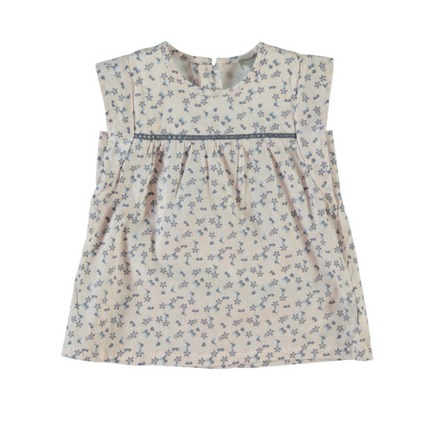 name it Girls Kleid Tiline pearl