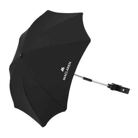 MACLAREN Ombrelle de poussette noire, modèle 2018