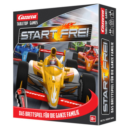 CARRERA Tabletop Games - Start Frei