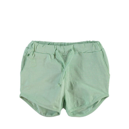 name it Girls Short Nittiseon pastel green