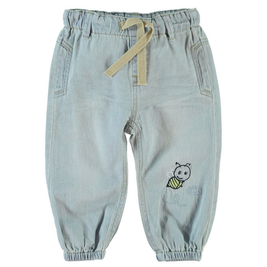 name it Boys Pantalon Nittisho denim bleu clair