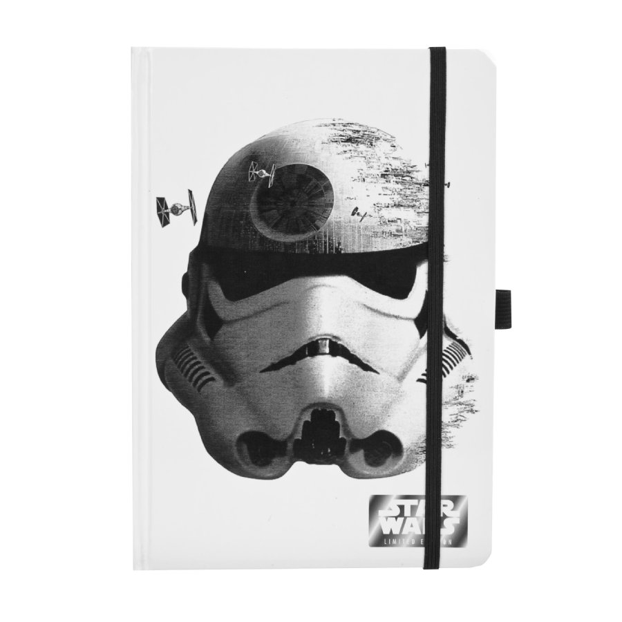 UNDERCOVER Notitieboekje A5 - Star Wars Storm Trooper