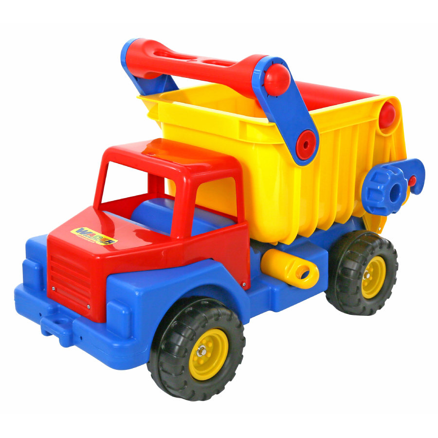 WADER QUALITY TOYS Truck No. 1