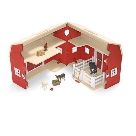 SCHLEICH Transportable Barn 42170