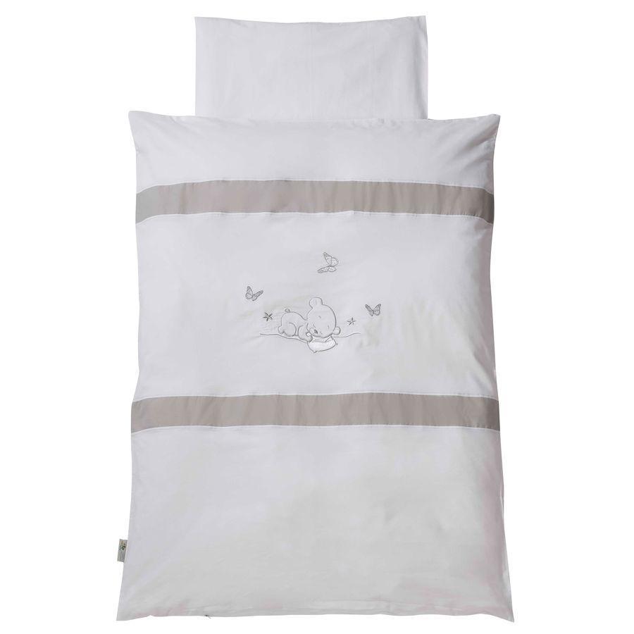 Easy Baby Komplet pościeli 100/135 Dreambear kolor biały