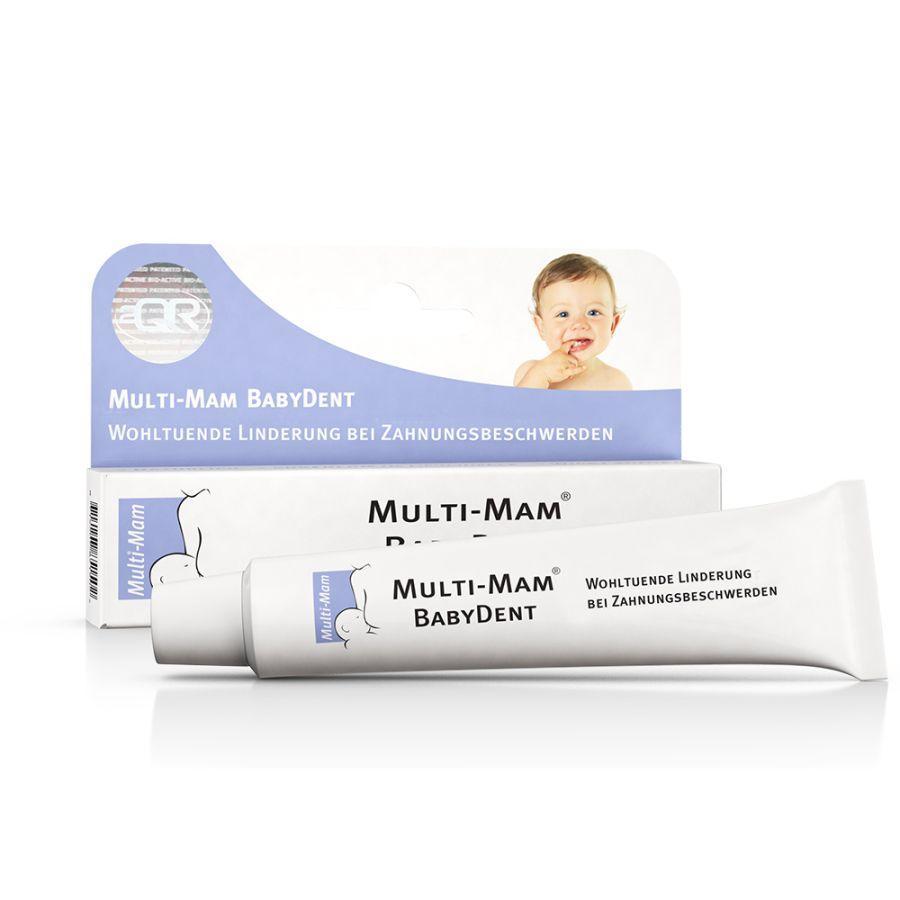 ARDO Multi-Mam BabyDent Zahnungsgel