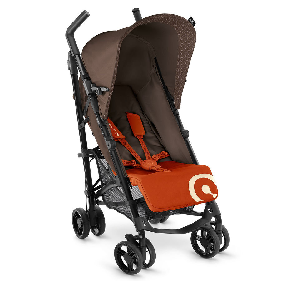 CONCORD Buggy Quix Rusty Orange