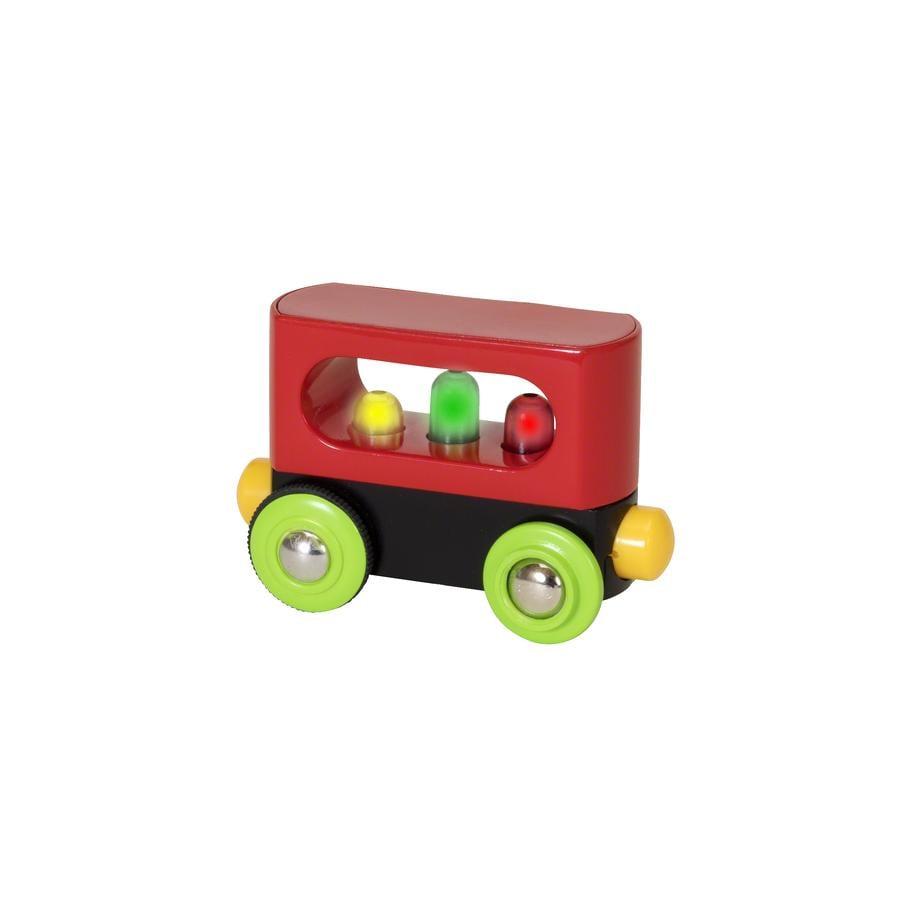 BRIO Min första järnväg – Blinkande vagn 33708