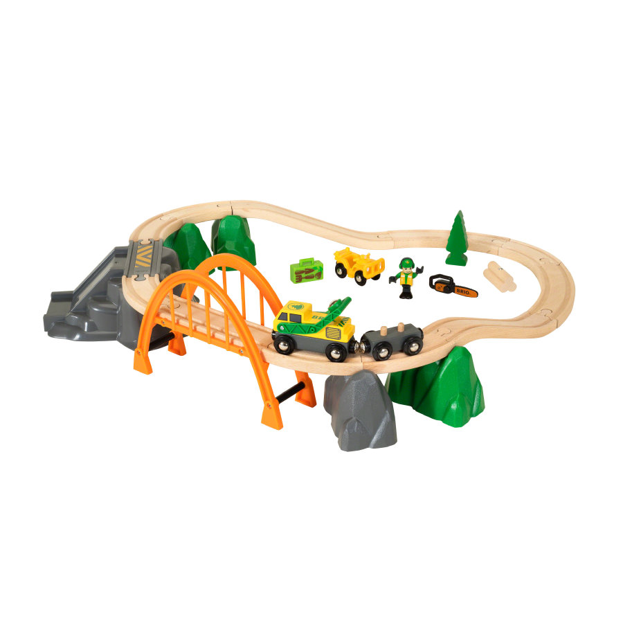 BRIO Circuit Protection de la forêt 33789