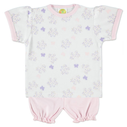 DIMO Girls Mini Shorty Set SCHMETTERLING rosa