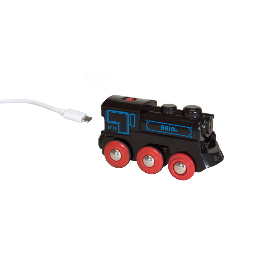 BRIO Locomotive rechargeable 33599