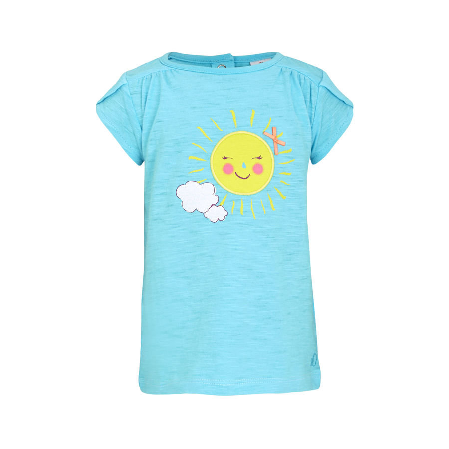 s.OLIVER Girls Mini T-Shirt türkis