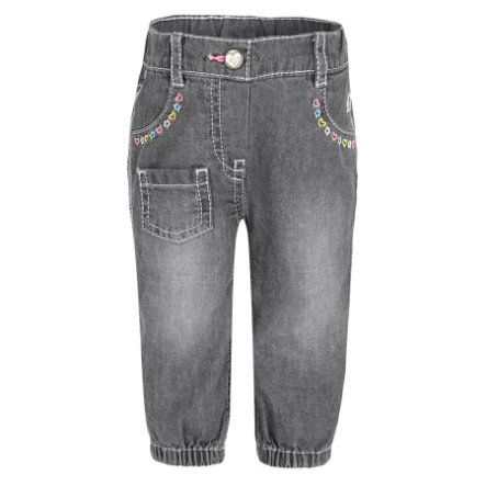 s.OLIVER Girls Mini Hose grey denim