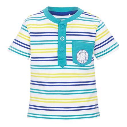 s. Oliver poikien Vauvan t-paita valkoisia raitoja