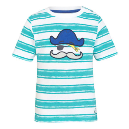 s.OLIVER Boys Mini T-Shirt blue-green-stripes