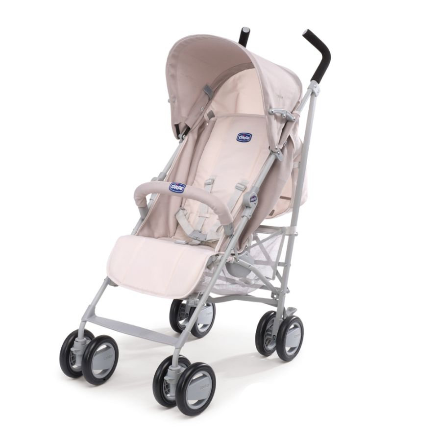 CHICCO Buggy London Up SAND Collection 2015 including Foldable Front Bar