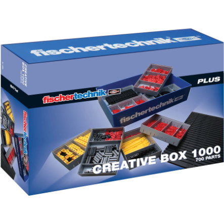 FISCHERTECHNIK Plus - Creative Box 1000
