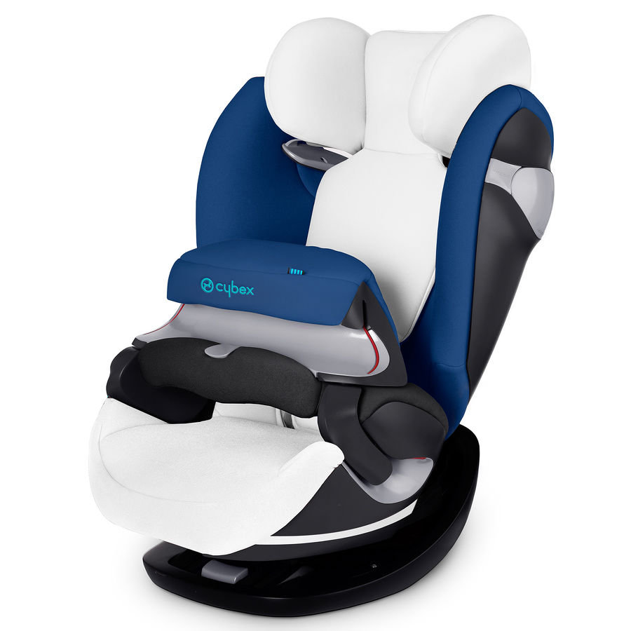 CYBEX Sommarklädsel Solution M & Pallas M White