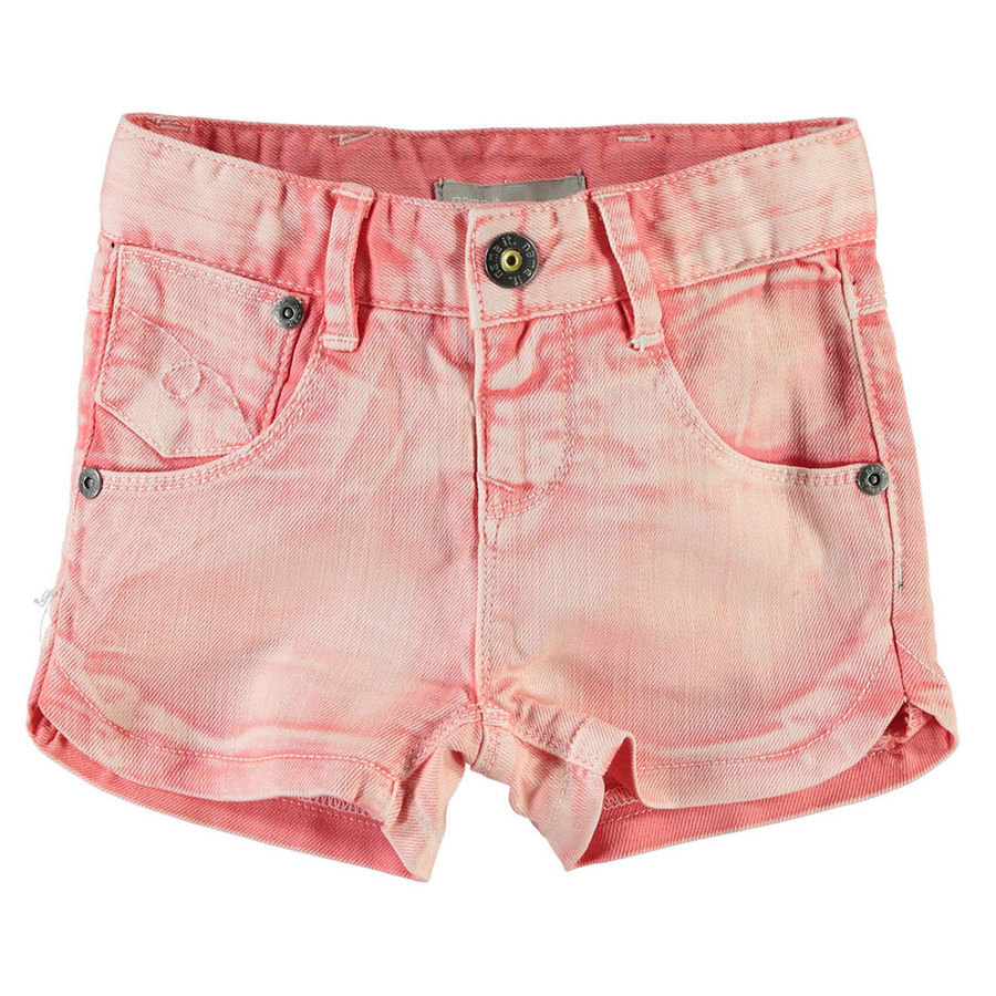 NAME IT Girls Mini Jeans Short CAMMI suger coral