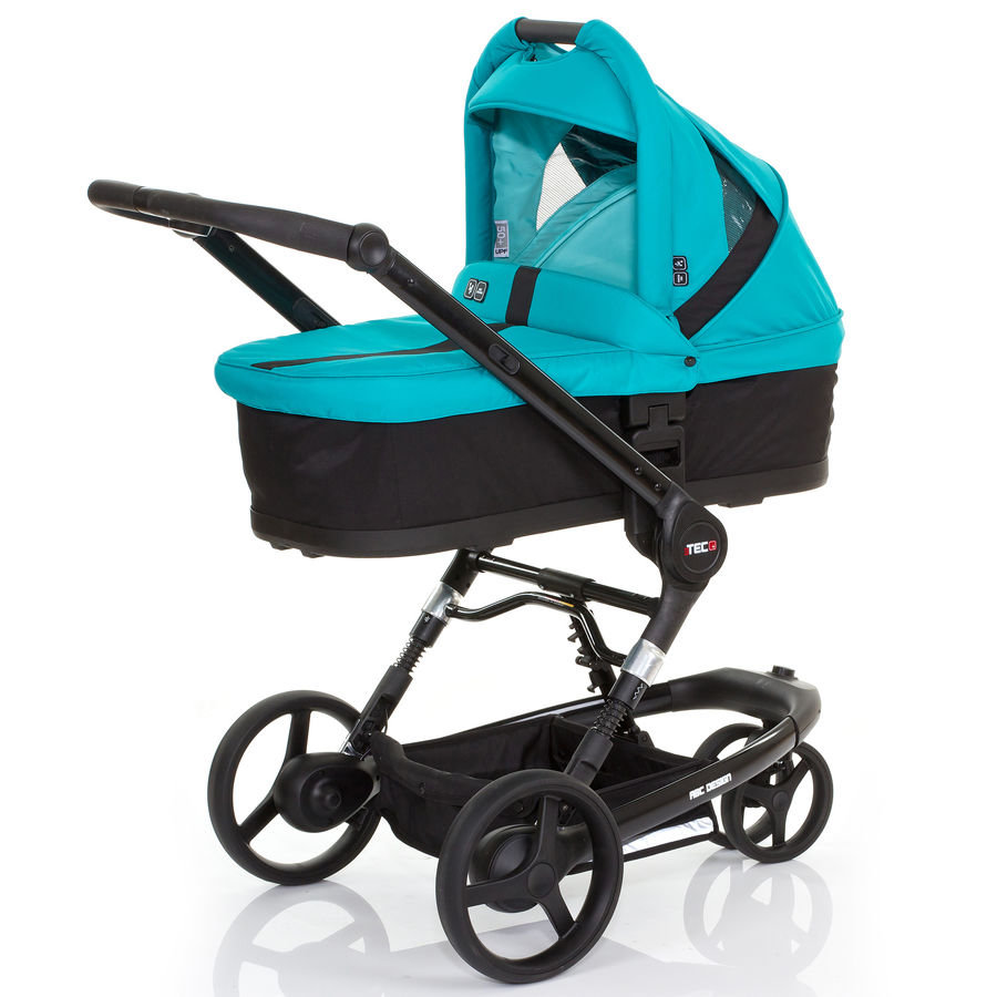 ABC DESIGN Combi Pram 3 Tec plus CORAL