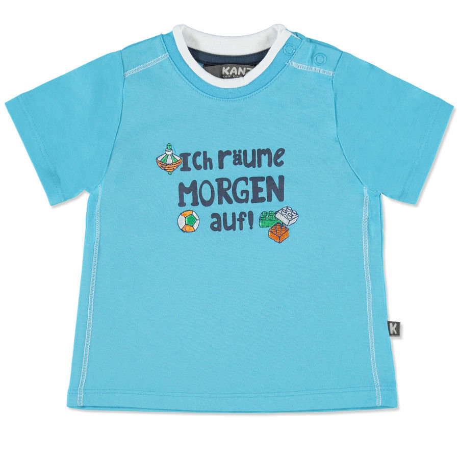 KANZ Boys Mini T-Shirt aquarius