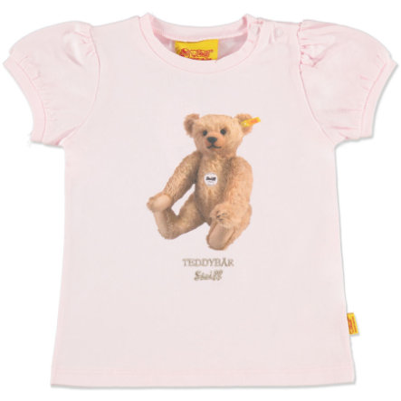 STEIFF Girls Mini Tričko barely pink
