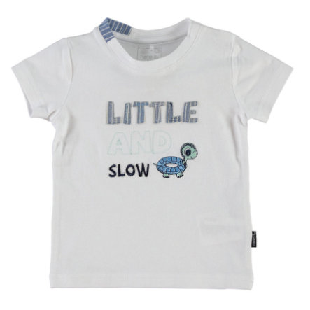 NAME IT Baby T-Shirt IKAROS bright white