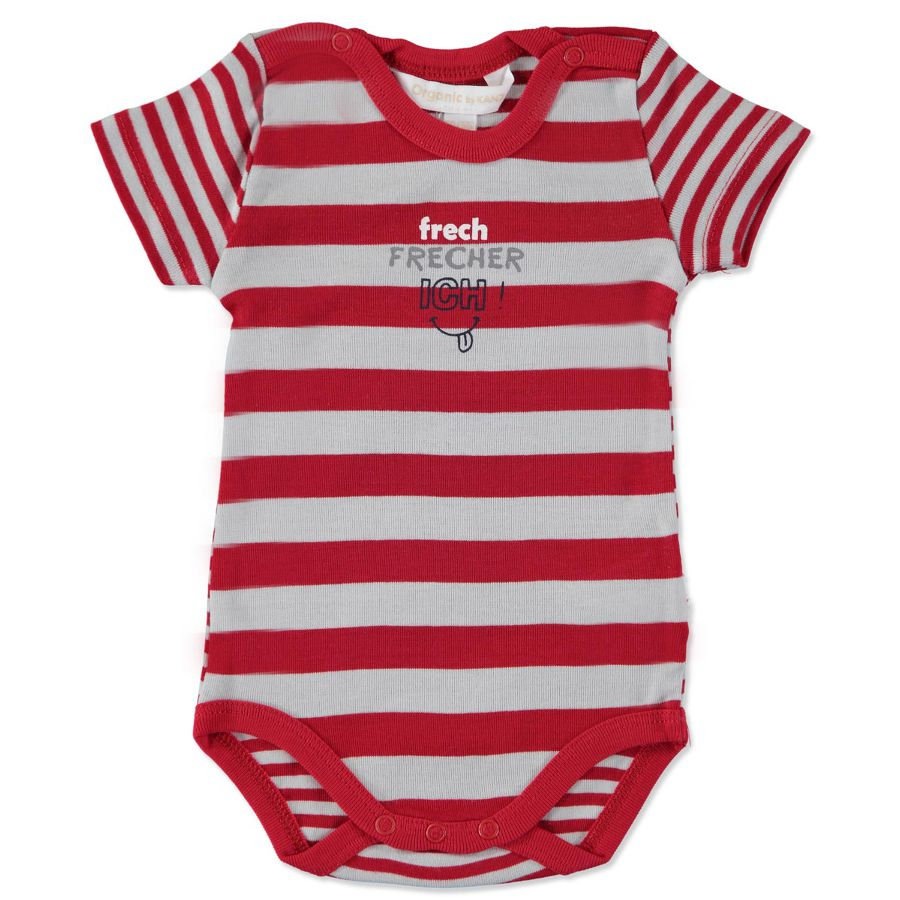 KANZ Baby Body 1/4 Arm tango red