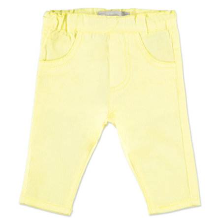 NAME IT Girls Baby Hose HELLE elfin yellow