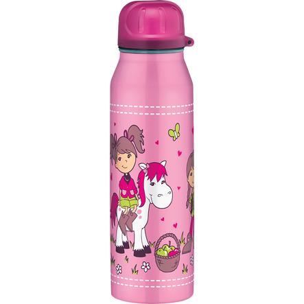 ALFI Flaska IsoBottle II av rostfritt stål, 0,5l, Pony Farm