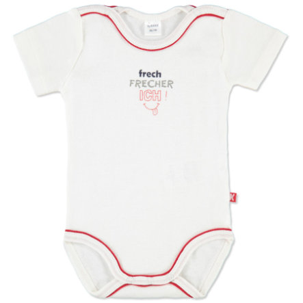 KANZ Baby Body 1/4 Arm snow white