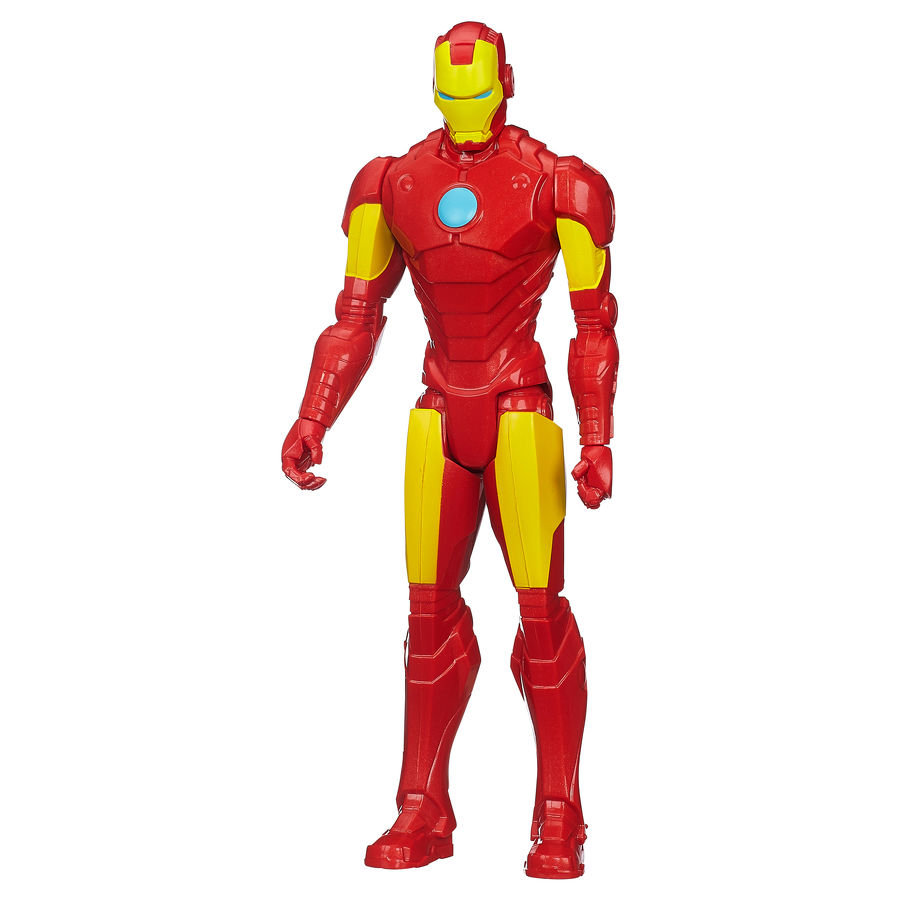 HASBRO The Avengers, Age of Ultron Titan Helden - Iron Man
