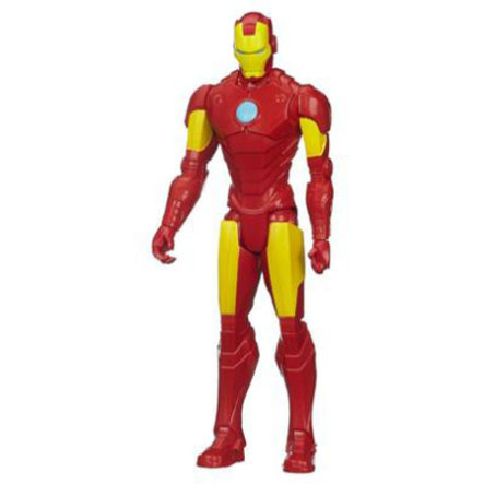 HASBRO Figurine super-héros Titan The Avengers, Age of Ultron – Iron Man