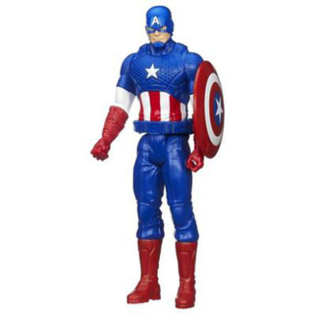 HASBRO The Avengers, Age of Ultron Electronic figuur - Captain America