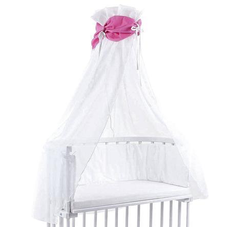 babybay Himmel pink/weiß