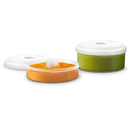 Philips AVENT SCF876/02 Förvaringsburkar för färsk mat