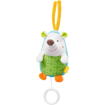 FEHN Peluche con carillon Mini- Riccio - Sleeping Forest